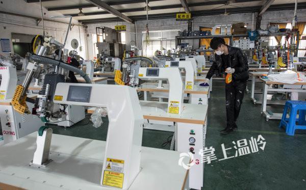 援助隔离服生产厂家,温岭市欧鹰机械有限公司紧急开工!(图10)